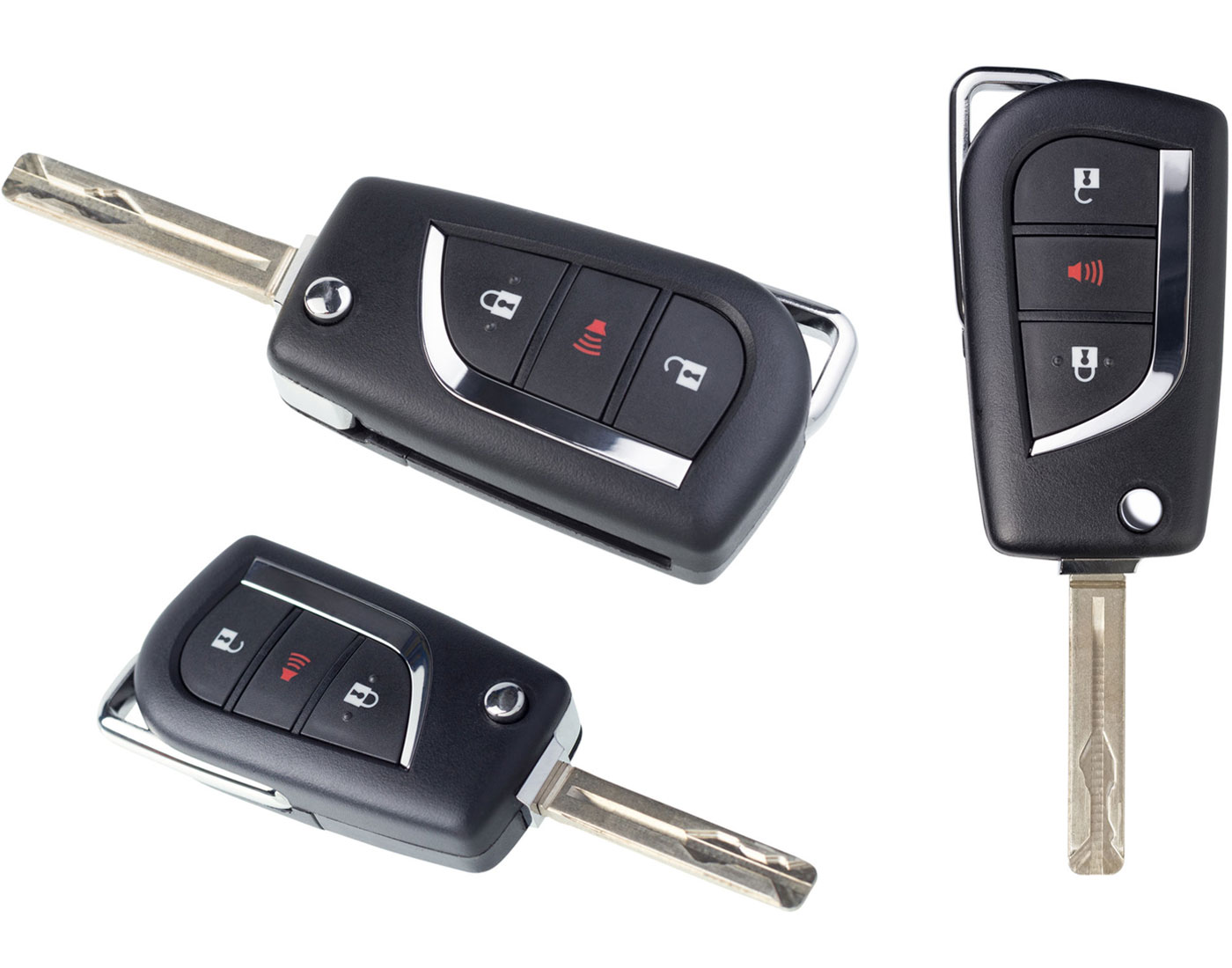 Automotive Locksmith Security Key
